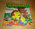 1983 Golden Books Ms. Pac-Man Ms. Pac-Man's Price Pupil Children's Book