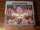 GINGERBREAD HOUSE 500 PIECE JIGSAW PUZZLE BY ERIC DOWDLE