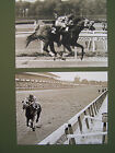 2 1973 Belmont Stakes photos SECRETARIAT wins