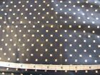 5 NAVY CUSHION COVERS-table cover OR curtain & scrap 100% quality cotton fabric