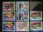 GARBAGE PAIL KIDS 1980s 9th SERIES SET 88 CARDS ( missing one 339a ) IN SLEEVES