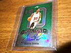 2012-13 LEAF METAL BASKETBALL SCOTTIE PIPPEN INDUCTIONS EMERALD AUTO 6 10 SSP!