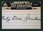 BABY DOLL JACOBSON 2011 SP LEGENDARY CUTS 8 10 CUT AUTO AUTOGRAPH BROWNS D: 1977