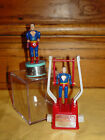 SUPERMAN Collectors Lot - 1966 - KOHNER - Tricky Trapeze & Push Up Puppet - NPP