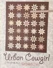 Urban Cowgirl quilt pattern project sheet by Urban Chicks for Moda Fabrics