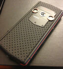 First Time Ever Vertu Constellation Touch screen PVD Neon Orange Cellphone