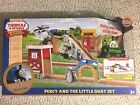 NEW Percy and the Little Goat Thomas and Train Wooden Railway 41 Piece Set