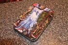 TIN WITH COLLECTABLE NOTE CARD SETS 'KISSED' BY WORLD of FROUD