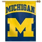 MICHIGAN WOLVERINES Official NCAA Outdoor House Flag Banner New
