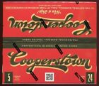 2012 Panini Cooperstown Baseball Unopened Factory Sealed Box 24ct $71.76 SRP
