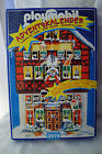 1997 playmobil #3974 Christmas Advent toy calendar 99% complete