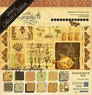 Deluxe Collectors Edtion BOTANICABELLA Collect Scrapbooking Kit Graphic 45 NEW
