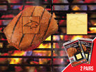 FANMATS Favourite COLLEGE NCAA Team Logo on Food Fanbrand 2 Pack Metal Alloy