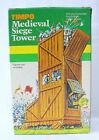 Timpo Toys 1:32 MEDIEVAL SIEGE TOWER Knights & Castle Assault Set MIB`74 RARE!