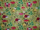 NEW PRINT PIXIES FLANNEL FABRIC SNUGGLE SOFT 2 YD X 44 IN