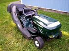 Craftsman lawn tractor with 42 deck  bagging system