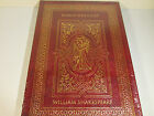 Easton Press ROMEO AND JULIET William Shakespeare NEW SEALED Full Leather Book