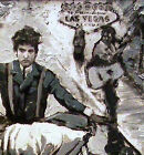 BOB DYLAN ART, Kata Billups- large- PERCENT OFF, % OFF, already low SALE price!