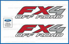 2006 Ford F250 FX4 OffRoad Decals Stickers F Truck Super Duty Off Road Bed