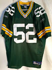 NFL Clay Matthews Green Bay Packers Authentic American Football Shirt Jersey