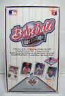 1991 Upper Deck Baseball Unopened Wax Box Lot of (2) SEALED BOXES