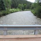 PLACER MINING CLAIM COLORADO GOLD SILVER ORE MINE DOLORES RIVER RAFTING KAY