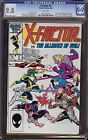 X-Factor # 5 CGC 9.8 White 1st appearance of Apocalypse in cameo