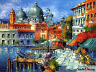 [OMEGA] Jigsaw Puzzle 500piece Walking Venice OM535 Gift Toys PUZZLESARANG