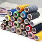 24 Lot 100 Polyester Spools All Purpose Stitching Sewing And Quilting Threads