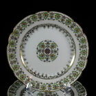 Antique CA Charles Ahrenfeldt Limoges 11 Dessert Plates Ovington Bros France NY