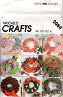 McCall's Crafts Sewing Pattern # 2084