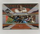 WALTER PAYTON 2008 LEAF LIMITED CUTS AUTOGRAPH CARD #021 100