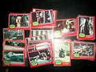 1977 TOPPS STAR WARS SERIES 2 RED COMPLETE SET #67-132