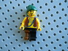 LEGO Minifigure Pirate With Peg Leg  From Brickmaster Set