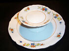 Coronation Ware Japan China Two Tier Appetizer Serving Dish Chip and Dip