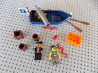 LEGO Pirate Starter Set with 2 Minifigure Cannon rowboat crates more b