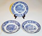 Sons Staffordshire England Saucers 5.5