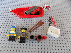LEGO Pirate Starter Set with 2 Minifigure Cannon rowboat crates more f