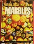 LARGE ANTIQUE MARBLES VALUE GUIDE COLLECTORS BOOK End OF Day COLOR PHOTOS