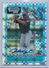 2006 BOWMAN CHROME JUSTIN UPTON X-FRACTOR AUTO 225 RC XFRACTOR REFRACTOR READ