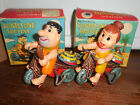 Fred Tricycle Marx Toys Orignal Boxes Japan