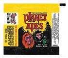 1967 Topps PLANET OF THE APES Wax Pack Wrapper w Chemical Magic Set Ad C3008