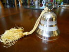 Music Box REUGE Bell Switzerland Anniversary Song Silver Tone Bell Swiss