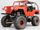 Axial SCX10 1/10th RC Truck JEEP WRANGLER WARRIOR  4WD 2.2 Rock Crawler  *RTR*