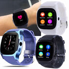 Bluetooth Wrist Smart Watch For iOS iPhone 6 6S 5S 4S Android Samsung HTC LG G3