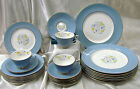 Barclay by Royal Doulton 1950's China Dinnerware 27 Piece Set Lovely
