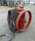 ANSUL INDUSTRIAL FIRE EXTINGUISHER ROLLING CART CLASS BC 41