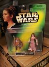 1995-2005 STAR WARS Princess Leia and Wicket the Ewok  Action Figure
