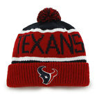 Houston Texans 47 Brand Knit Hat Calgary Cuff Beanie