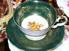 GOLD JAPAN SHAFFORD TEA CUP and SAUCER